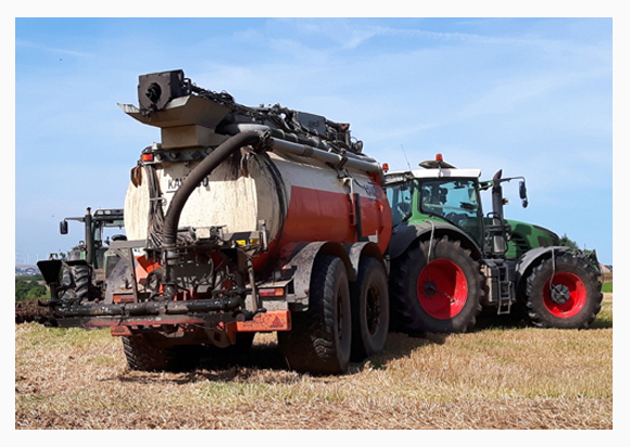 Landwirtschaftliche Verwertung